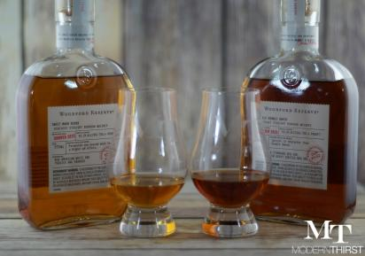 Woodford distillery series 2xx oaked and sweet redux