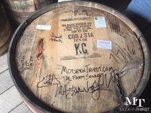 Knob Creek Barrel Pick MTG 7716 2