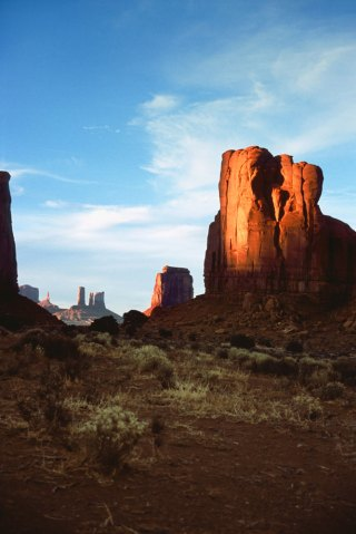 Monument Valley, Arizona, North America