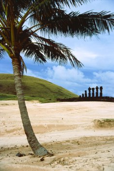 Easter Island, Chile, South America