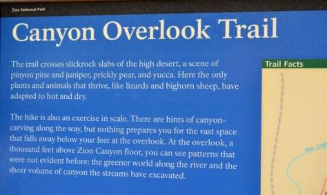 Trail Description