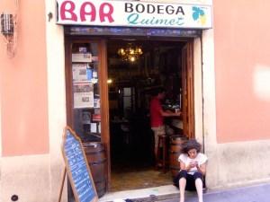Bar Bodega Quimet, Gràcia, Barcelona by Haarland Sinclair