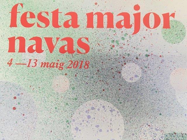 Festa major de navas2018