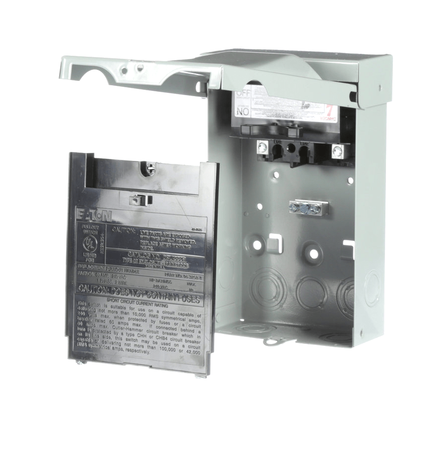 Pull Switch Fuse Box Reveolution Of Wiring Diagram 20 Amp Out Disconnect 60a Non Dpu222r Eaton Metallic Rh Billstoolsnsupplies Com Circuit