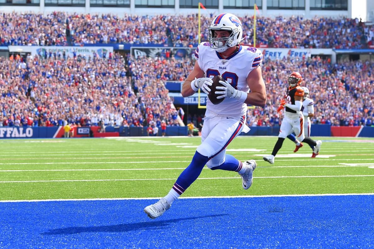 Two reasons why Buffalo Bills Dawson Knox thinks Year 2 will be better