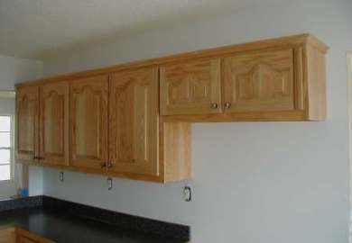 Kitchen Cabinets Crown Molding