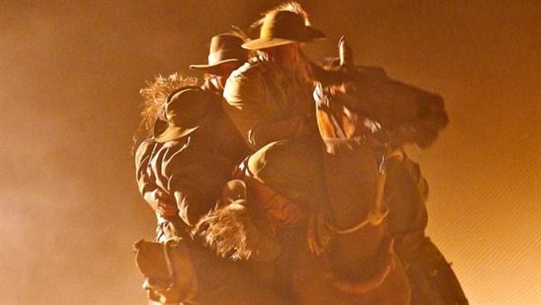 Bill the Bastard. Australia's greatest war horse. Murrumburrah NSW