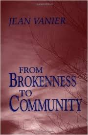 from brokenness...