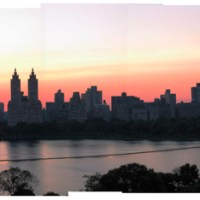 NYC-sunset-panorama