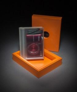 3d printed book and box