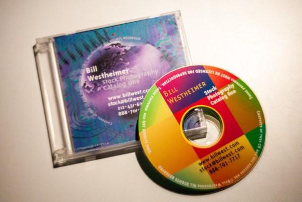 My own CD stock catalog