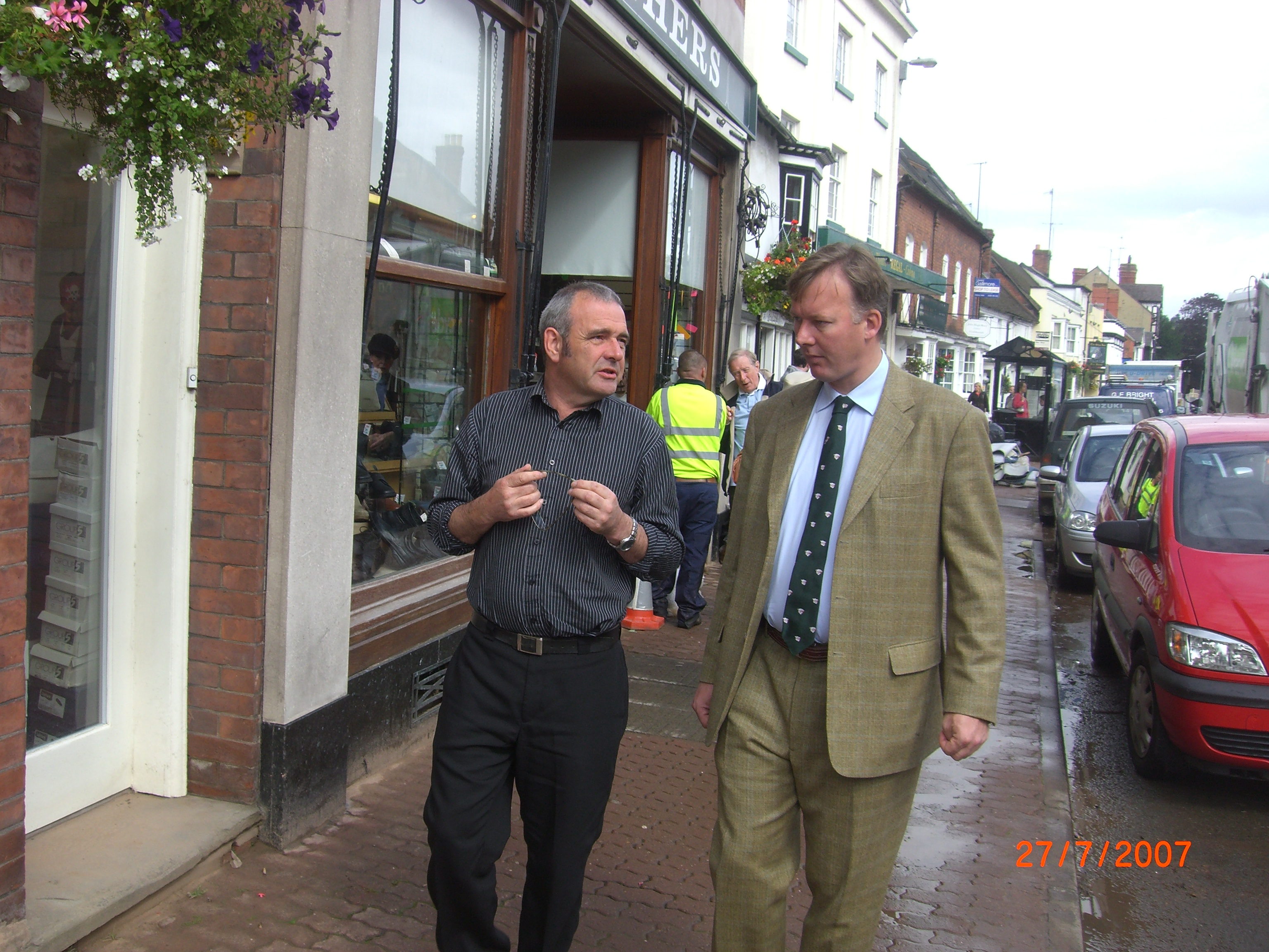 Bill in Tenbury Wells