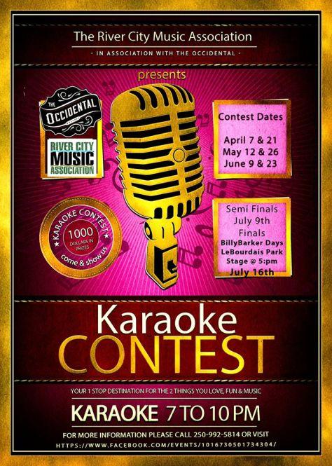 Karaoke Contest FINALS
