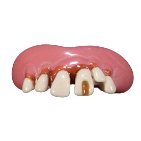 Big Cletus Cavity Teeth