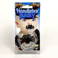 Handlebar Baby Pacifier