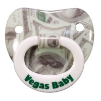 Vegas Baby Pacifier