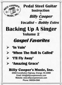 Billy Cooper's Music
