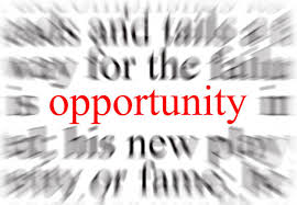 Change opportunity