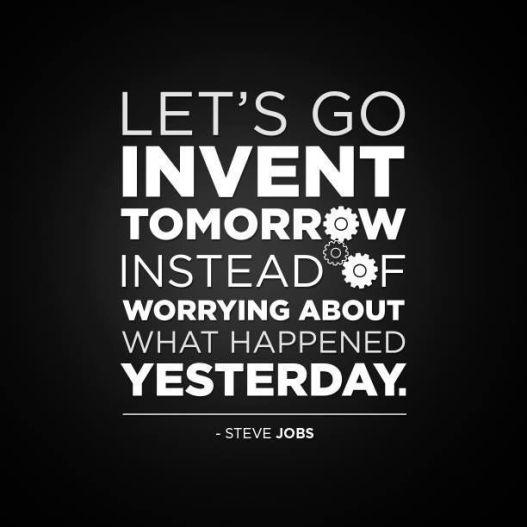 Steve Jobs quotation