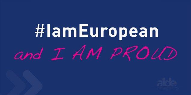 #IamEuropean