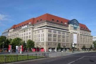 Big German dept store