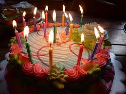 birthday cake to celebrate my half century