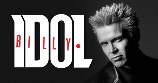 IDOL TUBE Billy Idol