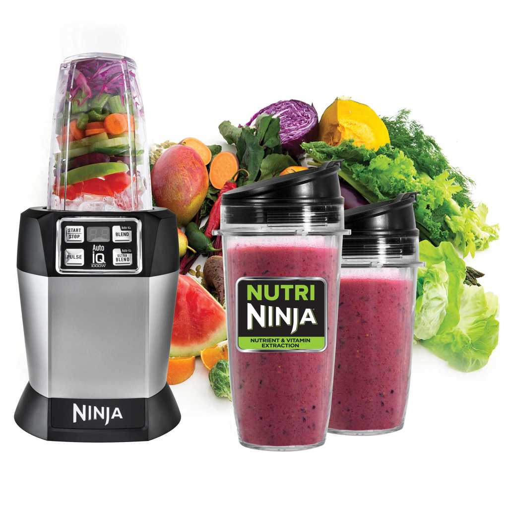 The Best Blender: Nutri Ninja Auto IQ