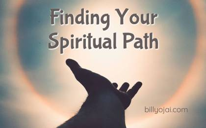 Finding Your Spiritual Path