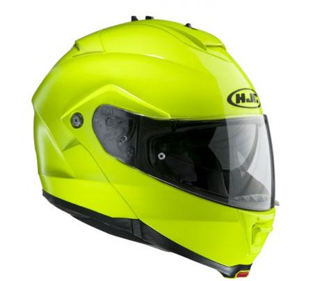 hjc is max ii modular crash helmet review