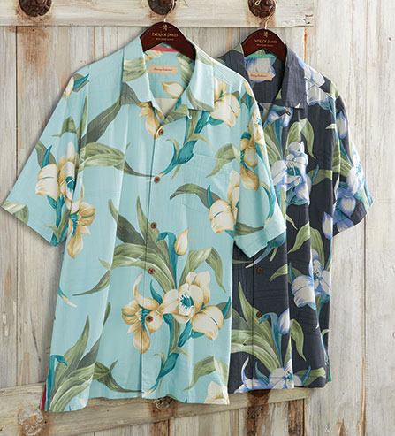 Should I wash my Tommy Bahama silk shirt Billys