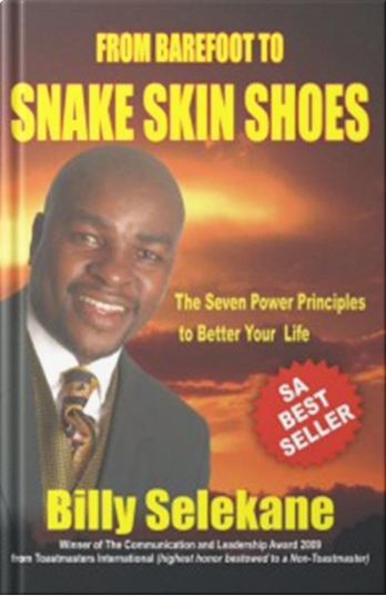 FROM BAREFOOT TO SNAKE SKIN SHOES