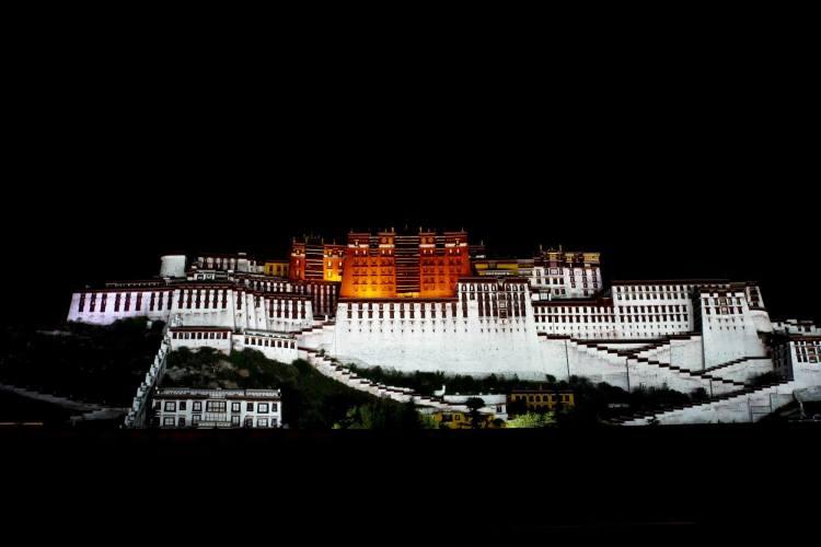布达拉宫 Potala Palace