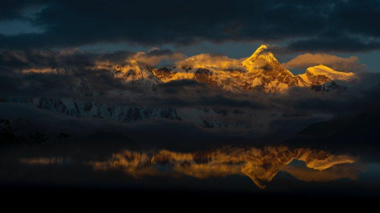 南迦巴瓦峰-Namcha Barwa