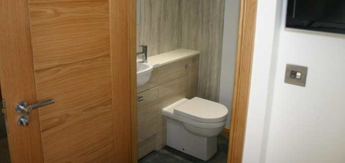 image for Bathroom Design, Supply And Installation Of The Urban Elm  range. By Billy Walker Joinery Services Ltd, Fraserburgh, Aberdeenshire.