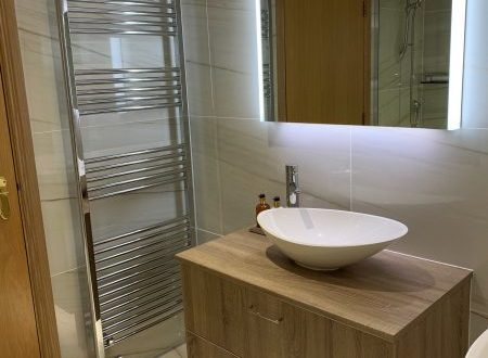 image for Bathroom Design, Supply And Installation Of The Bathroom 4. By Billy Walker Joinery Services Ltd, Fraserburgh, Aberdeenshire.