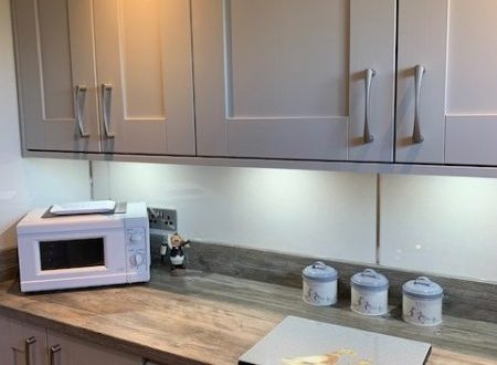 image for Kitchen Design, Supply And Installation Of The Crown Utility 3. By Billy Walker Joinery Services Ltd, Fraserburgh, Aberdeenshire.