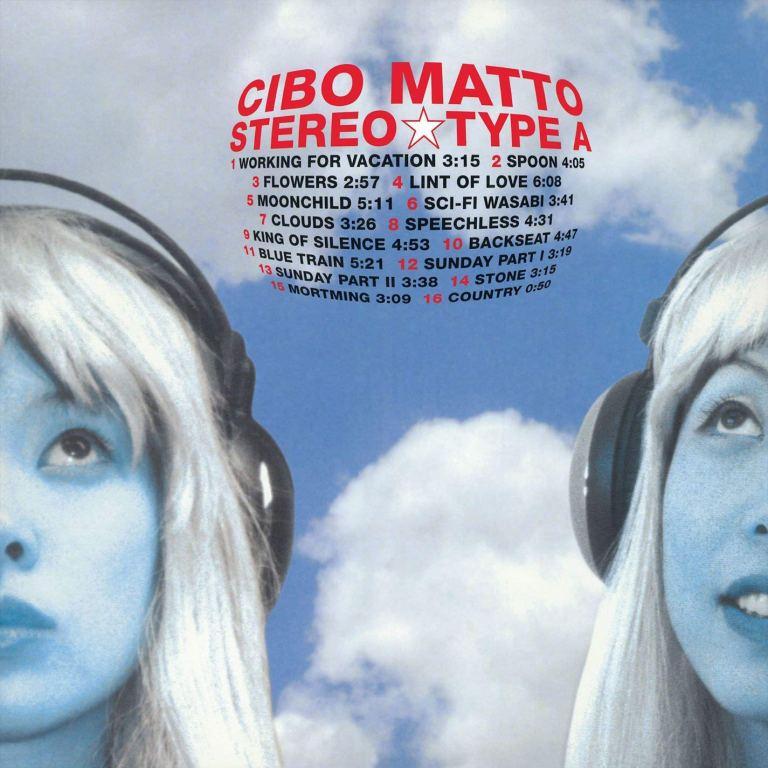 Cibo Matto - Stereo Type A