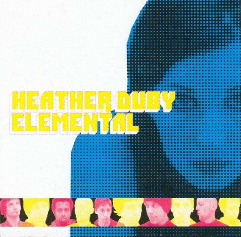 Heather Duby - Elemental EP