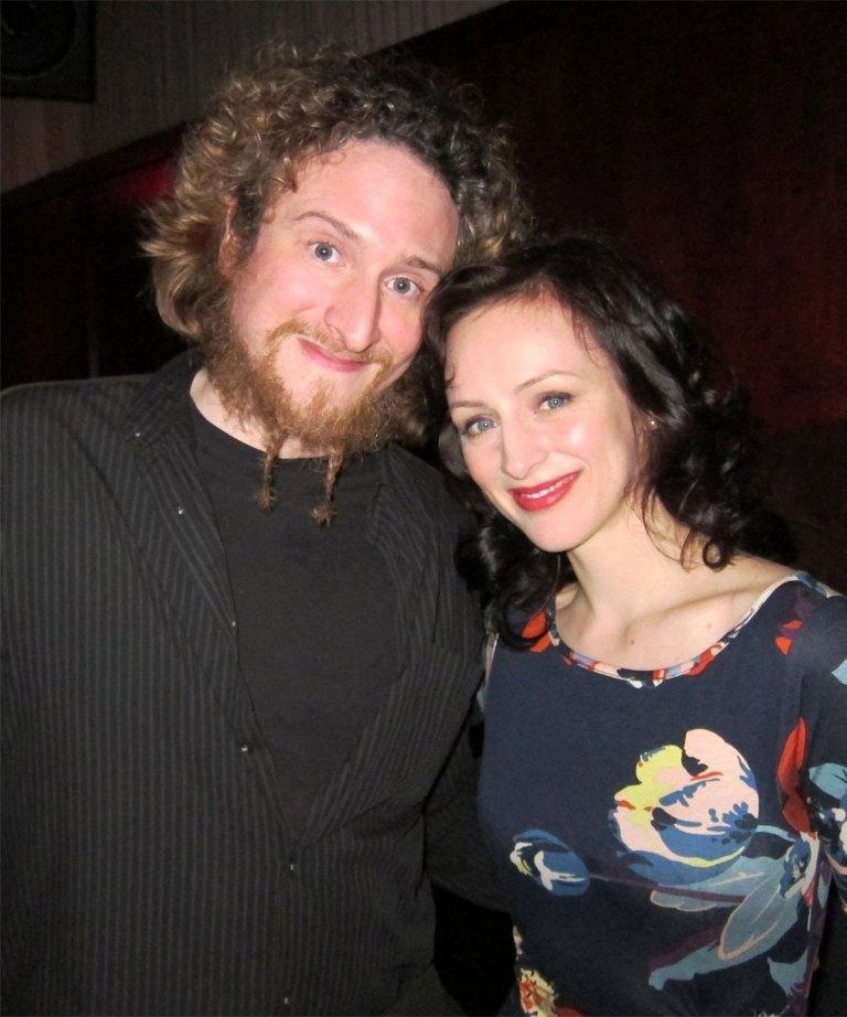 Me & Sarah Slean