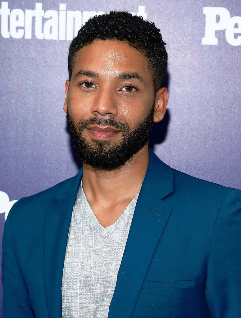 Jussie-Smollett-(Jamal-Lyon)-Attacked-By-Angry-Offenders-In-Chicago