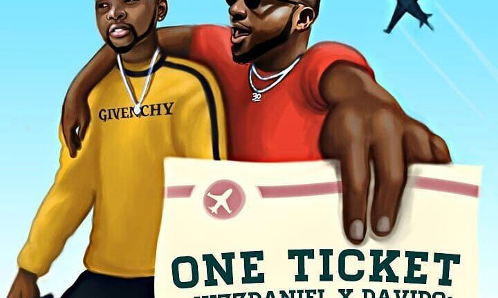 Kizz-Daniel-One-Ticket-feat-Davido