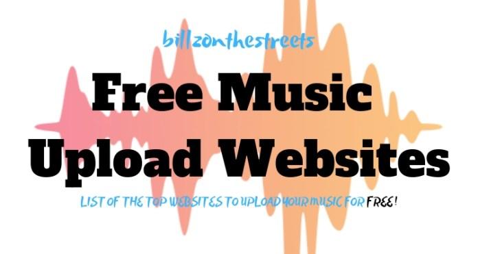 Free Music Upload Websites in Nigeria