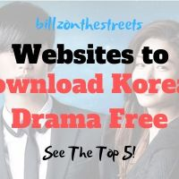 5 Websites To Download Korean Dramas For Free | With English Subtitles