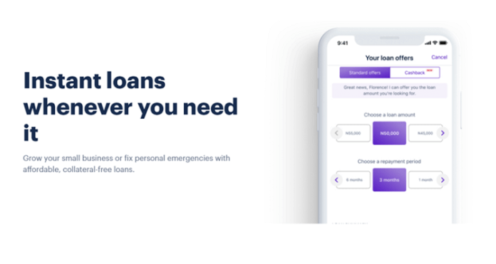 Carbon Quick Loan Apps in Nigeria