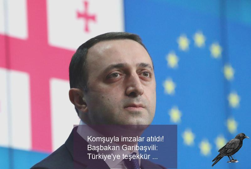 komsuyla imzalar atildi basbakan garibasvili turkiyeye tesekkur ediyoruz 1 4w3chq9k