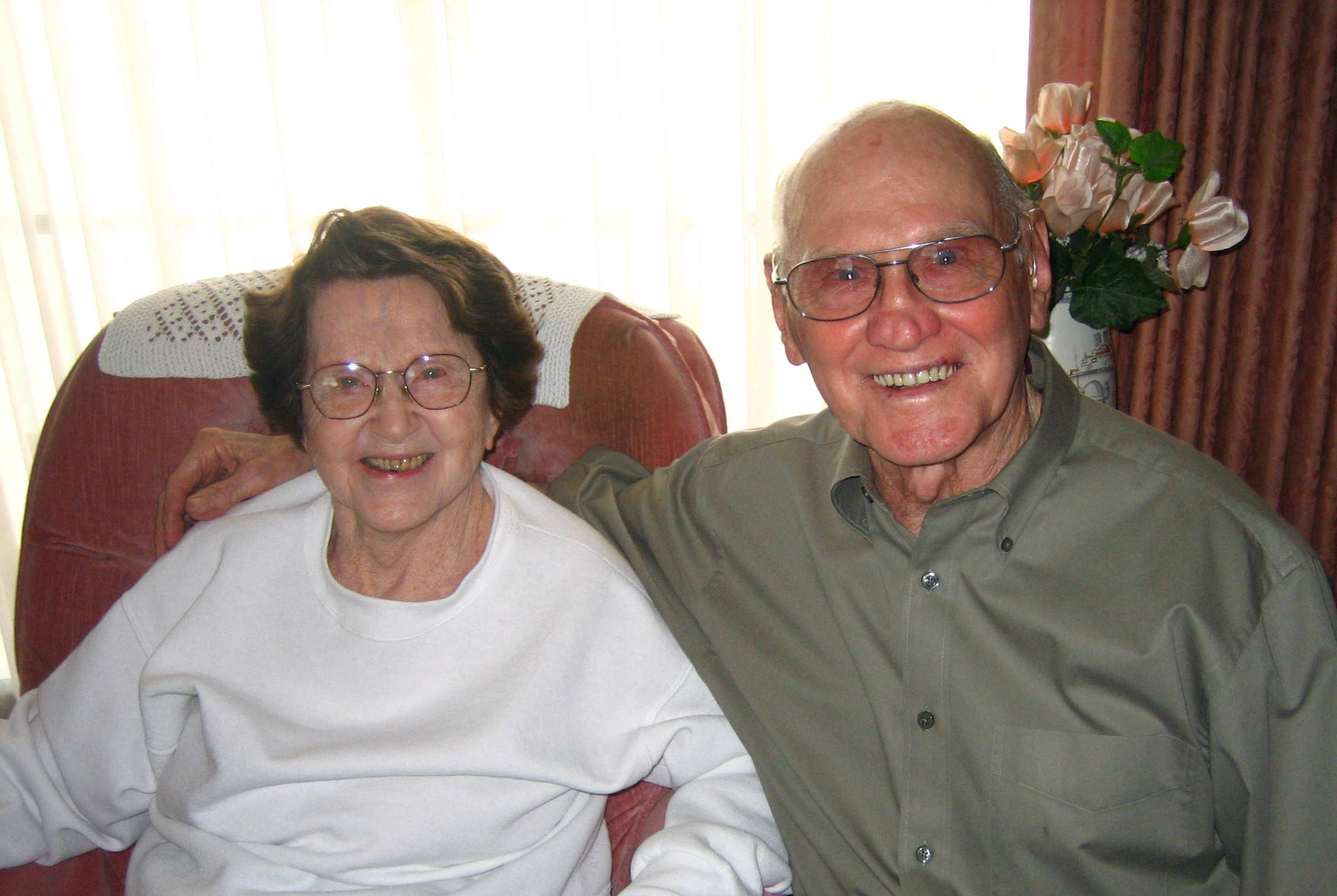 Bill and Mary Brunhoelzl