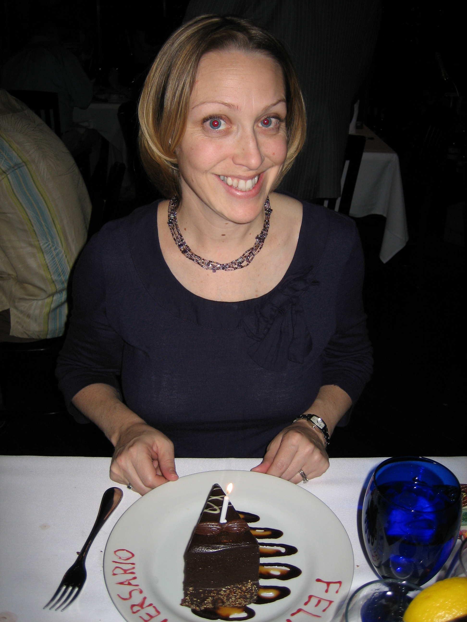 Suzie's Birthday Cake