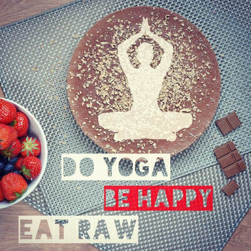 Yoga, tea & cake. That's a great deal every week in London. Contact me for more details...