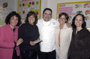 emeril lagasse and the bilotta family